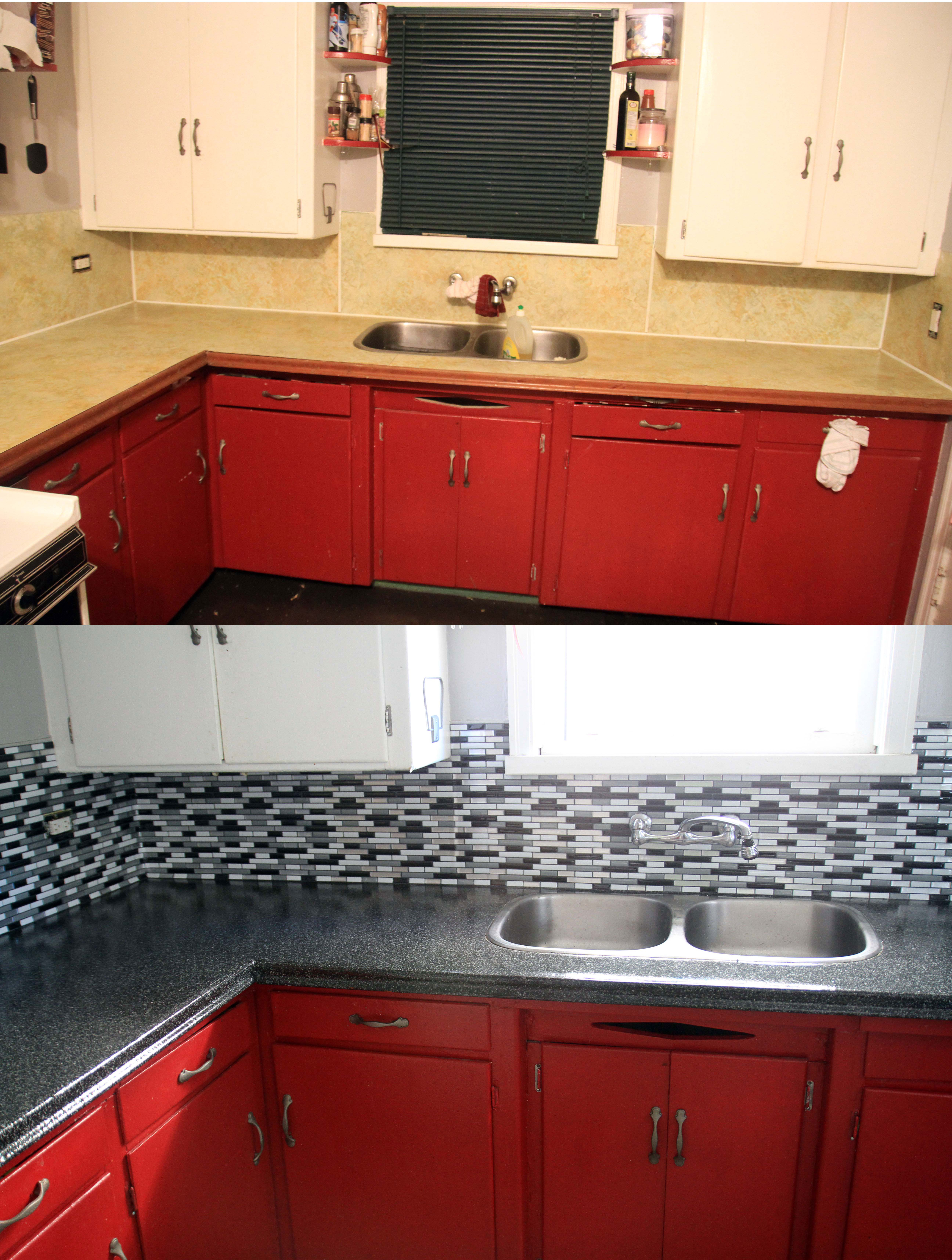 Kitchen Counter Resurfacing Rustoleum Wow Blog